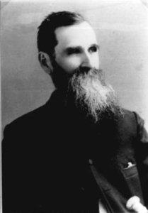 Benjamin F. Johnson, 1818-1905.