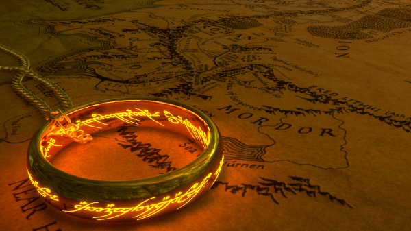 The One Ring - Image courtesy mircore.deviantart.com