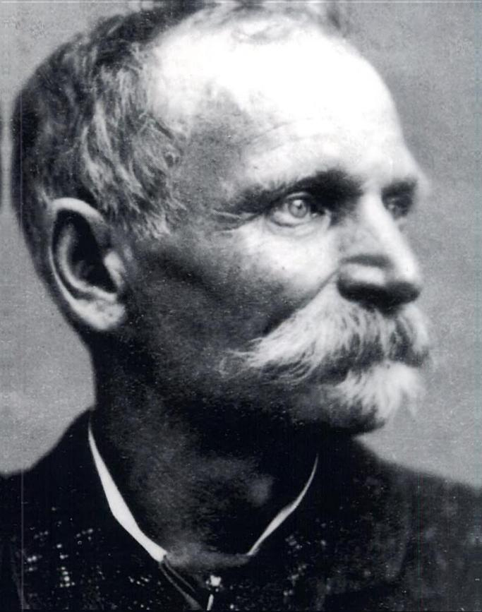 Black Bart (Charles Boles) robbed 28 Wells Fargo stagecoaches in the 1870s. He sometimes left poems at the scene of the crime.